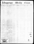 Albuquerque Weekly Citizen, 06-05-1897