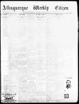 Albuquerque Weekly Citizen, 07-10-1897