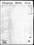 Albuquerque Weekly Citizen, 09-11-1897