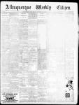 Albuquerque Weekly Citizen, 10-09-1897