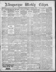 Albuquerque Weekly Citizen, 01-13-1900