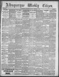 Albuquerque Weekly Citizen, 02-17-1900