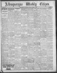 Albuquerque Weekly Citizen, 03-10-1900
