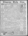 Albuquerque Weekly Citizen, 03-31-1900