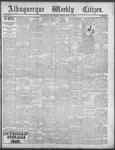 Albuquerque Weekly Citizen, 04-28-1900