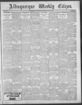 Albuquerque Weekly Citizen, 05-26-1900