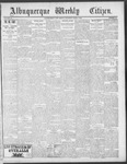 Albuquerque Weekly Citizen, 06-09-1900