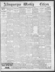 Albuquerque Weekly Citizen, 06-16-1900