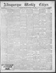 Albuquerque Weekly Citizen, 06-23-1900