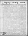 Albuquerque Weekly Citizen, 07-21-1900