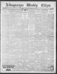 Albuquerque Weekly Citizen, 07-28-1900