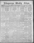 Albuquerque Weekly Citizen, 09-01-1900