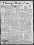 Albuquerque Weekly Citizen, 10-13-1900