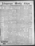 Albuquerque Weekly Citizen, 11-03-1900