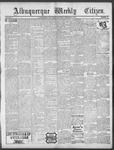 Albuquerque Weekly Citizen, 02-02-1901