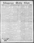 Albuquerque Weekly Citizen, 03-16-1901