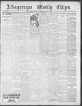 Albuquerque Weekly Citizen, 03-23-1901