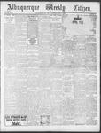 Albuquerque Weekly Citizen, 04-06-1901