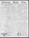 Albuquerque Weekly Citizen, 04-20-1901