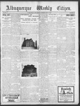 Albuquerque Weekly Citizen, 06-08-1901
