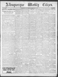 Albuquerque Weekly Citizen, 07-06-1901