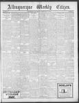 Albuquerque Weekly Citizen, 07-13-1901