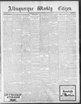 Albuquerque Weekly Citizen, 07-27-1901