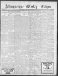Albuquerque Weekly Citizen, 08-10-1901