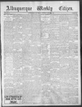 Albuquerque Weekly Citizen, 08-31-1901