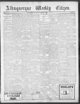 Albuquerque Weekly Citizen, 09-07-1901