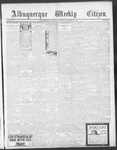 Albuquerque Weekly Citizen, 09-21-1901