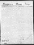 Albuquerque Weekly Citizen, 09-28-1901