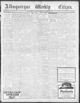 Albuquerque Weekly Citizen, 11-02-1901