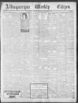 Albuquerque Weekly Citizen, 11-23-1901