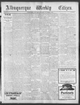 Albuquerque Weekly Citizen, 12-07-1901