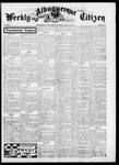 Albuquerque Weekly Citizen, 04-12-1902