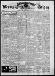 Albuquerque Weekly Citizen, 05-31-1902