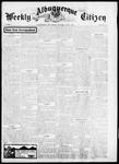 Albuquerque Weekly Citizen, 06-07-1902