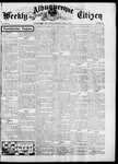 Albuquerque Weekly Citizen, 06-21-1902
