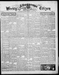 Albuquerque Weekly Citizen, 01-17-1903