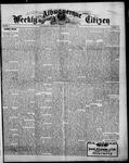 Albuquerque Weekly Citizen, 01-24-1903