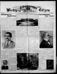 Albuquerque Weekly Citizen, 05-09-1903