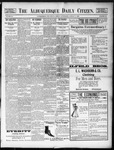 Albuquerque Daily Citizen, 01-03-1898