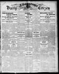 Albuquerque Daily Citizen, 05-09-1903