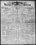Albuquerque Daily Citizen, 05-08-1903
