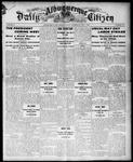 Albuquerque Daily Citizen, 05-01-1903