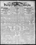 Albuquerque Daily Citizen, 04-11-1903