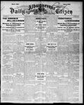 Albuquerque Daily Citizen, 01-31-1903
