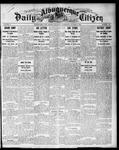 Albuquerque Daily Citizen, 10-09-1902