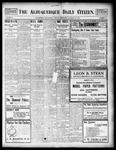Albuquerque Daily Citizen, 11-19-1901